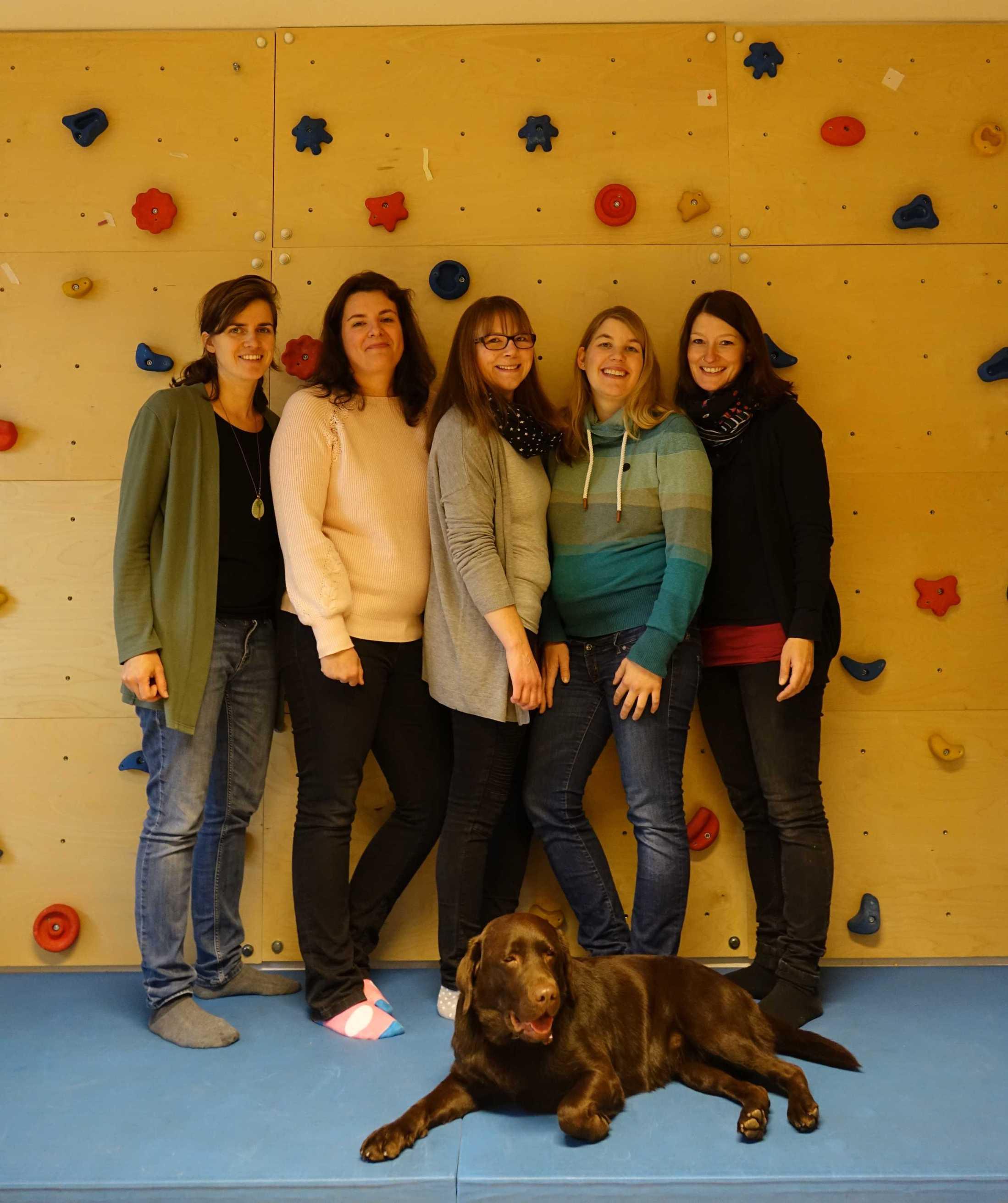 Das Team von Ergotherapie Link